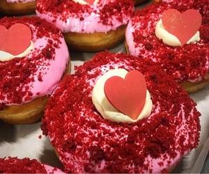 bakery, donut, and doughnut image