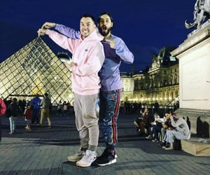30 seconds to mars, 30stm, and louvre image