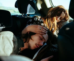 amor, couple, and Road Trip image