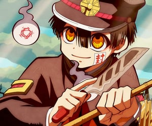 anime, anime boy, and hanako-kun image