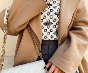 blogger, yves saint laurent bag, and fashion image