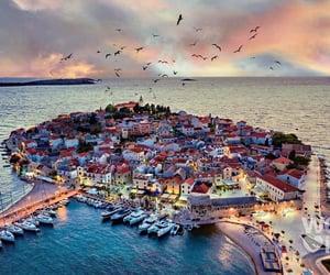 Croatia, sky, and beautiful image