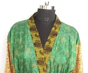 kimono, changinggown, and baho kimno image