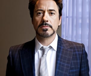 beautiful, rdj, and handsome image
