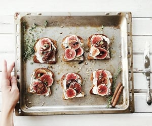 healthy eating, toast, and summer style image