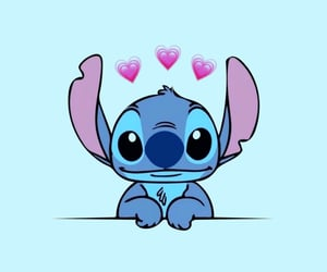 blue, cutesy, and cute wallpapers image