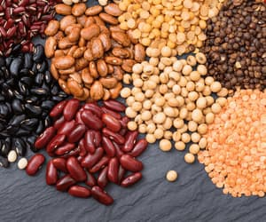 beans, legume, and peas image