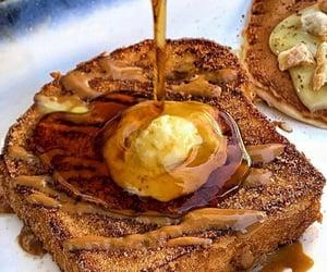 breakfast, food, and churro image