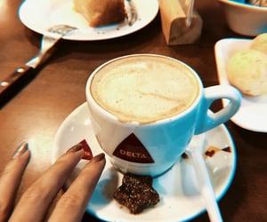 coffe, food, and yummy image
