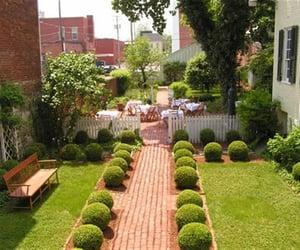 garden designer, landscape company, and landscape installation image