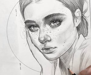 art, drawing, and inspiration image