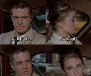 audrey, I Love You, and love image