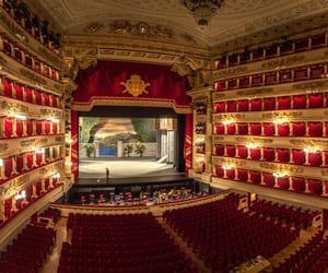 milan, opera, and tosca image