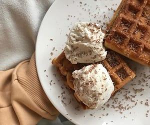 coffee, cream, and food image