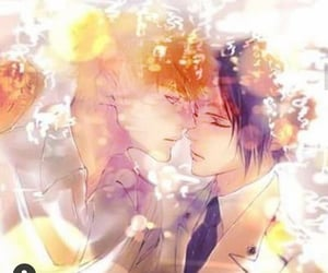 anime, bl, and dibujo image