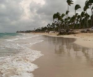 beach, tropical, and Caribbean image