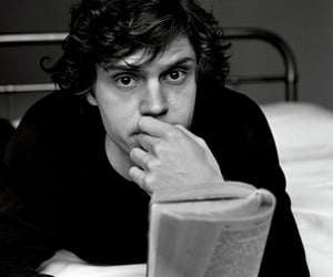 evan peters, actor, and boy image