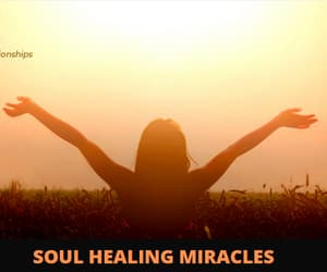 life coach and soul healing image