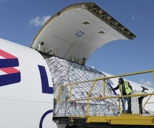 aviation, logistics, and aircargo image