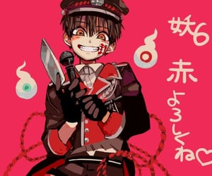 anime, yugi amane, and hanako image