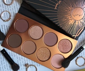 eyeshadow, matte, and palette image