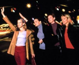 90s, miranda hobbes, and Carrie Bradshaw image