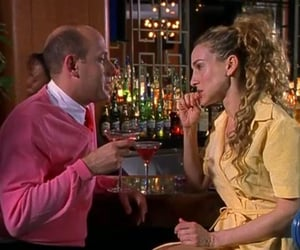 2000s, bar, and Carrie Bradshaw image