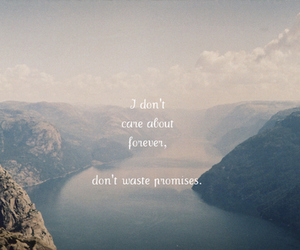 forever, mountains, and lake image