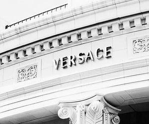 Versace, luxury, and aesthetic image