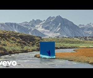 blue, tiesto, and musica image