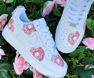 air force, pretty, and roses image