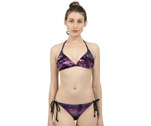 glitter, kincustom, and swimsuit image