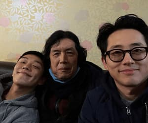 goblin and steven yeun image