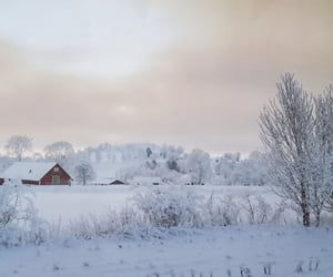 country, finland, and nature image