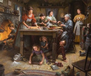 bakery, children, and food image