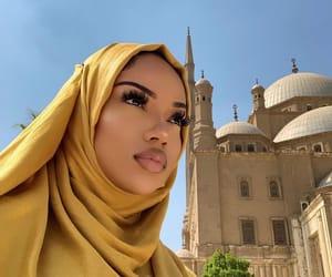beauty, hijab, and girl image