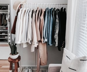 clothes, fashion, and jackets image