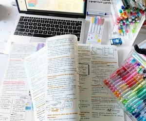 study, studyblr, and study notes image