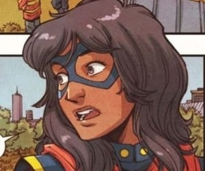 Marvel, twitter icon, and ms marvel image