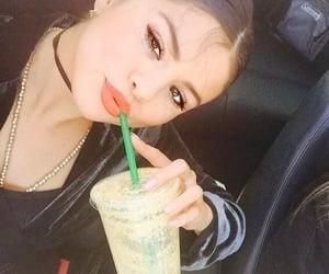 beauty, instagram, and selena gomez image