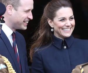 couple, royal, and smile image