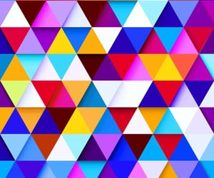 beautiful, pattern, and colorful image