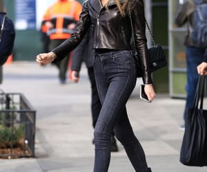 chanel, denim, and jeans image