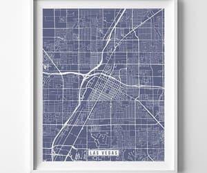 livingroom, minimalist, and mapprint image