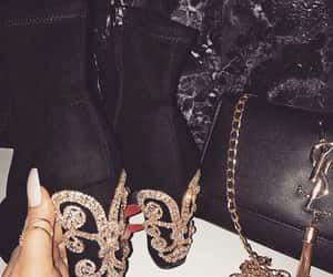 heels, boots, and shoes image