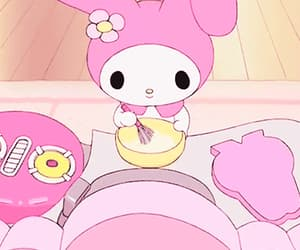 00s, my melody, and 90s image