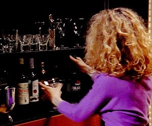 1990s, bar, and Carrie Bradshaw image