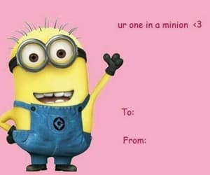 card, day, and minion image