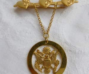 etsy, military brooch, and military sweetheart image
