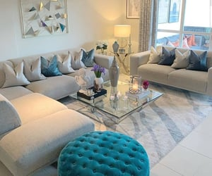 decor, image, and livingroom image